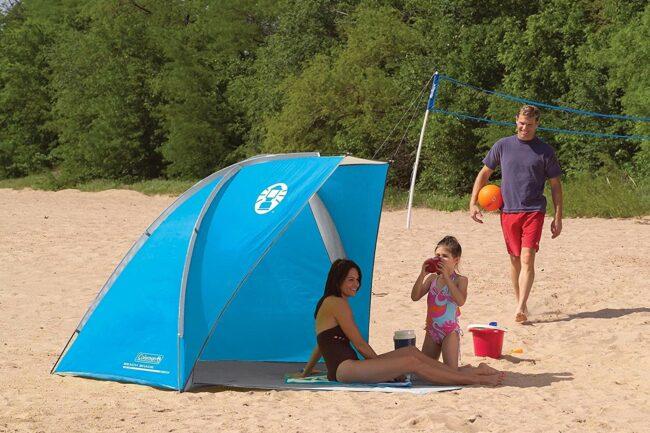 Las mejores opciones de carpas de playa en Amazon