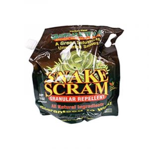La mejor opción de repelente de serpientes: Enviro Pro 16003 Snake Scram