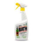 El mejor limpiador para la opción de ducha de vidrio: CLR PRO Multi-Purpose Bath Daily Cleaner