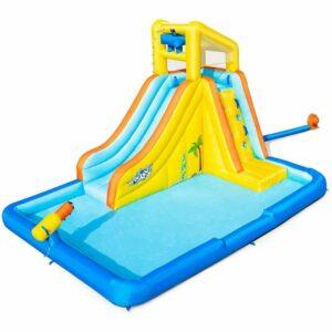 The_Best_Inflatable_Pool_BestwayBeachfrontBonanzaSplashParkKiddiePool