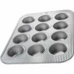 La mejor opción de molde para muffins: Utensilios para hornear de EE. UU. Para magdalenas y moldes para muffins