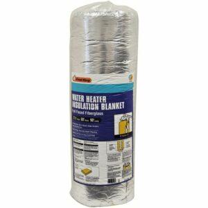 La mejor opción de manta para calentador de agua: manta aislante para calentador de agua Frost King para todas las estaciones