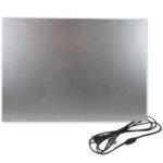 Las mejores opciones de calefactor eléctrico: Cozy Products CL Cozy Legs Calentador de escritorio radiante de panel plano
