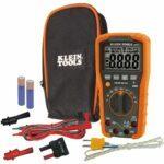 La mejor opción de multímetro Hvac: Multímetro HVAC MM600 de Klein Tools