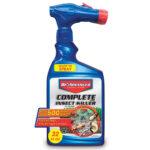 El mejor spray para garrapatas para la opción de jardín: BAYER CROP SCIENCE 700280B Complete Insect Killer