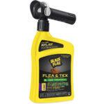 El mejor spray para garrapatas para la opción de jardín: Black Flag HG-11108 Concentrado para matar pulgas y garrapatas