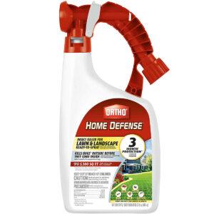 El mejor spray para garrapatas para jardín: Ortho Home Defense Insect Killer para césped y paisaje